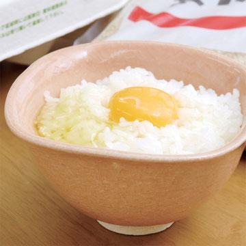 卵かけご飯専用の茶碗