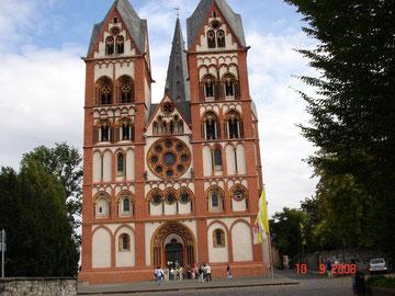 cathédrale de Limburg