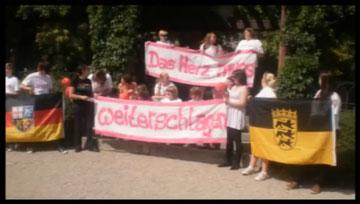 Mannheim Flashmob