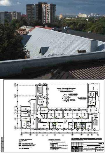 Проект реконструкции отделения ЛОР