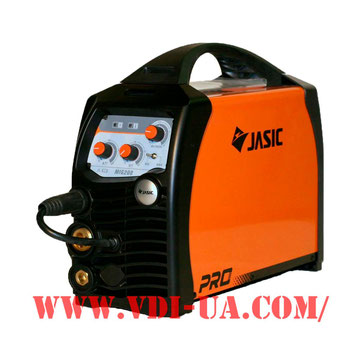 Сварочный инверторный полуавтомат Jasic MIG 200 (N220)