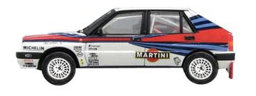 lancia delta 8v integrale grafica completa sponsor martini pubblimais