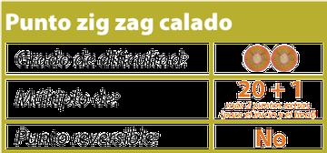 punto zig zag tejiendoperu.com