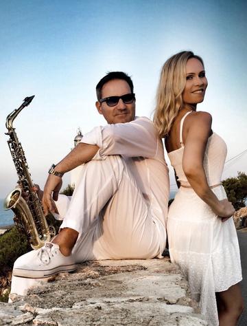Sängerin und Saxophonist für Hochzeit in NRW