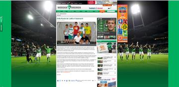 Werder Bremen - Die offizielle Webseite