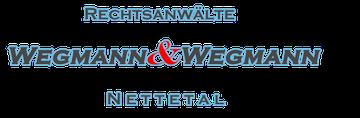 Logo Rechsanwälte Wegmann & Wegmann