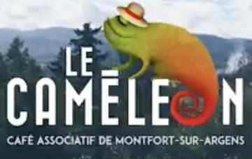 Le Café Associatif le Caméléon à Montfort-Sur-Argens partenaire des Cousardes