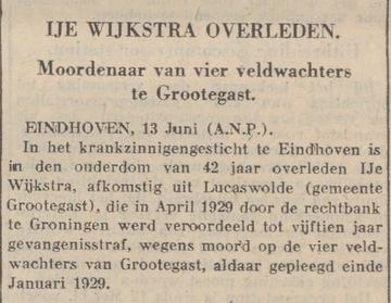 Noordbrabantsch dagblad het huisgezin 14-06-1941