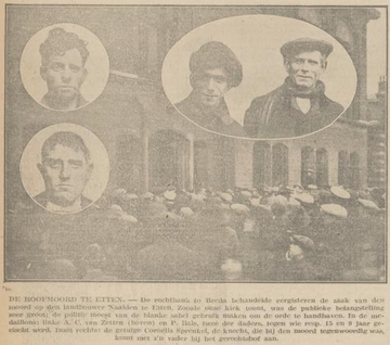 De courant Het nieuws van den dag 12-01-1924