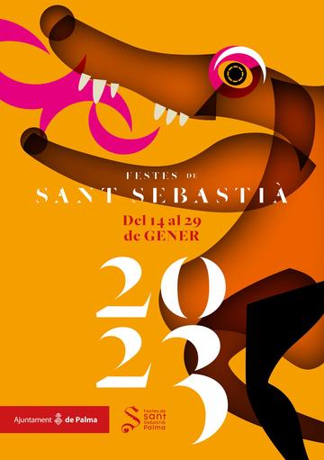 Fiestas de San Sebastian en Palma de Mallorca