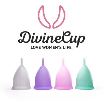 DivineCup Menstruationstasse