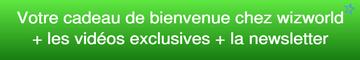 La newsletter wizworld ce sont les citations, les recommandations, les vidéos et en plus un cadeau