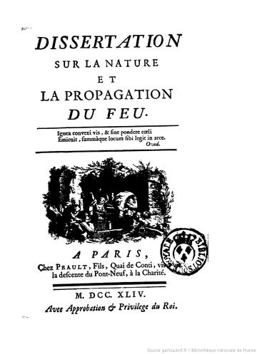 édition de 1744