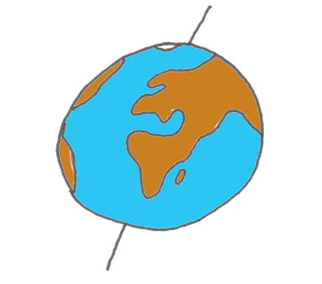 Grafik Erdkugel