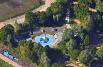 Skateboard & BMX-Anlage im Spielpark Leherheide