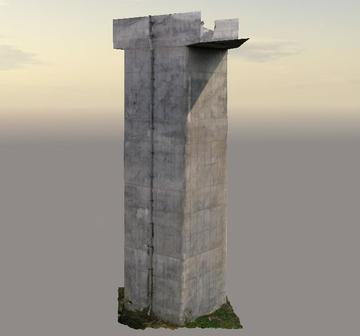 ドローン,点検,構造物点検,CIM,三次元モデル,橋脚,橋梁
