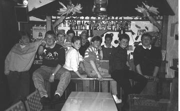 SGS 1987 - Fusion mit den Gorgnzüchtän 1990