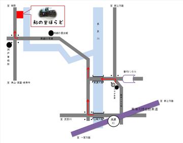 交通アクセスMAP
