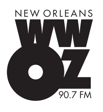WWOZ New Orleans radio