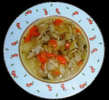 Birnensuppe