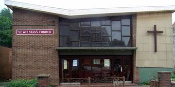 The new St Wulstan's in Alton Road