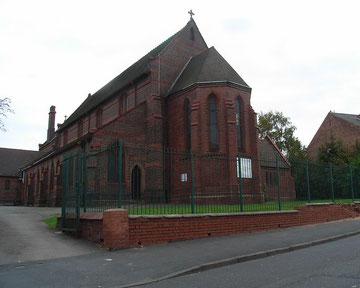 All Saints' Church, Albert Road