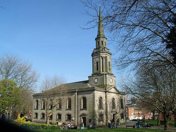 St Paul's, the Jewellers' Church