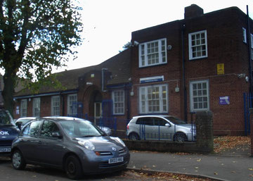 Treaford Lane Clinic now stands on the site of Treaford Hall.