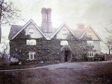 Shaftmoor Farm. Image from Acocks Green History Society website - see Acknowledgements.