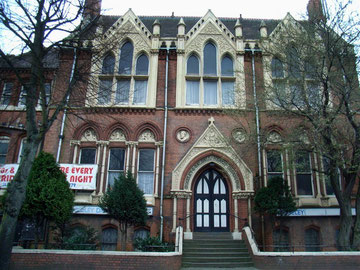 The Moseley & Balsall Heath Institute