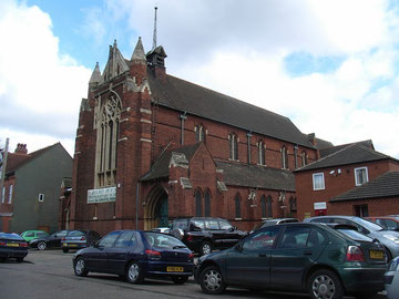St Oswald's Church, Small Heath
