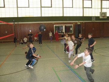 Toller Einsatz der Grundschüler an der Hans-Christian-Andersen-Schule