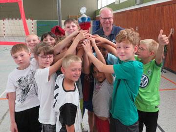 Thomas Dyszack von der Sportjugend Niedersachsen