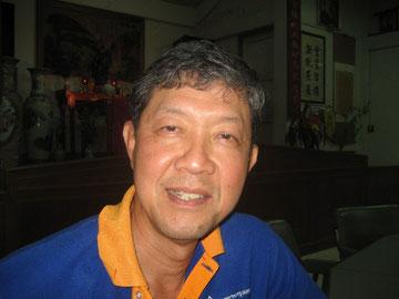 Aphinan Veeraphan, Präsident der Gesellschaft