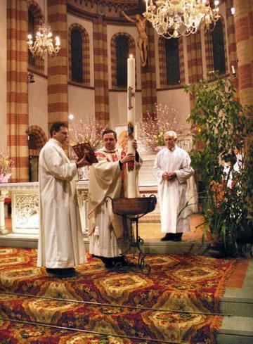 Santa Messa Pasqua di Risurrezione 2009