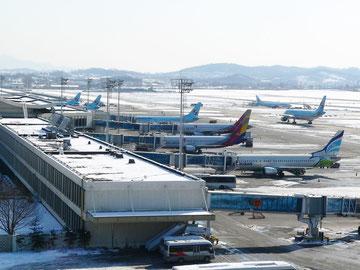 Gimpo Airport i Sydkorea