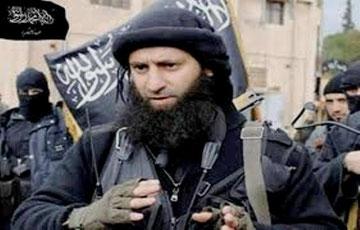 IS leder Abu Bakr Al-Baghdadi