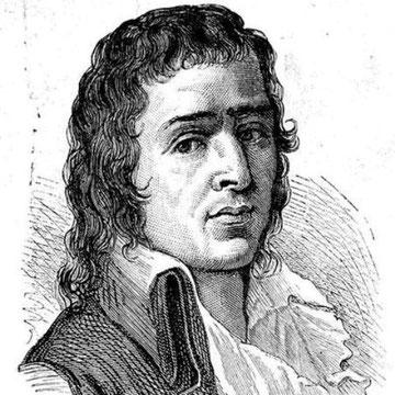 """François Noël (""""Gracchus"""") Babeuf"""