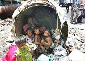 Fattigdom i Indien anno 2014