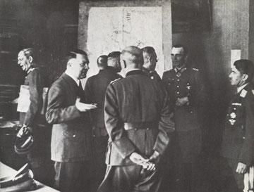 Hitlers generalstab, marts / april 1945