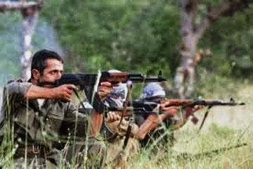 YPG-milits fra det kurdiske arbejderparti PKK