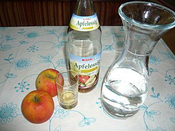 apfelessigwasser