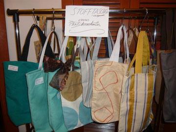 einkaufstaschen aus stoff