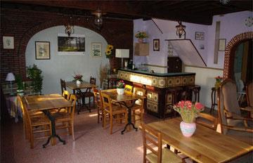 salle communes pour les chambres d'hotes