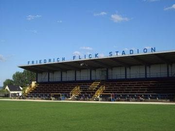 Ehemaliges Flick-Stadion in Rosenberg (Bild: Thilo Schmidt)