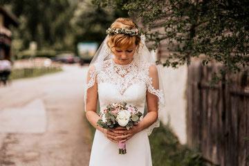 Styling Braut