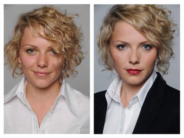 Make up + Hairstyling