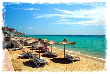 Παραλία Σίβηρης, Χαλκιδική