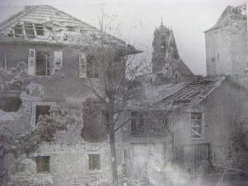 La Maison Avian - Bld. Thiers in Selestat 1944