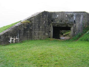 The 2nd Casemate for a 7.65 cm Field Gun